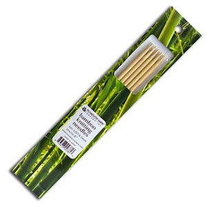 "Plymouth Long Double Points Needles - US 11 - 8"" Needles"