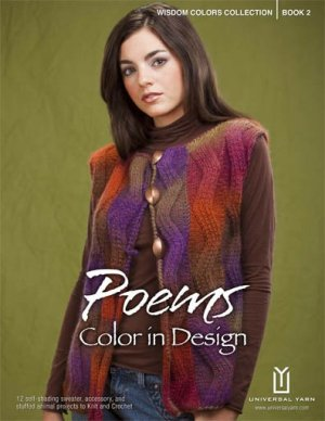 Wisdom Yarns Pattern Books - Wisdom Book 2: Poems Colors in Design