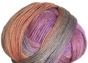 Crystal Palace Mini Mochi Yarn - 311 Negril Sunset (Discontinued)