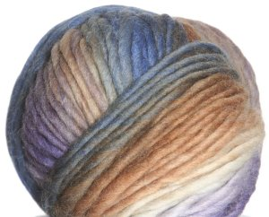 Crystal Palace Chunky Mochi Yarn - 818 Blueberry Pancakes