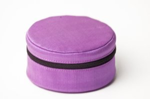 Lantern Moon Stash Case - Violet