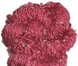 Louisa Harding Grace Hand Beaded Yarn - 06 Ruby