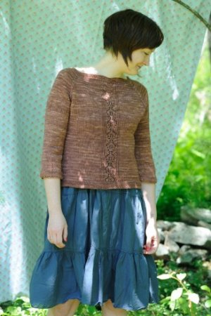 Winged Knits Patterns - Gemini Pattern