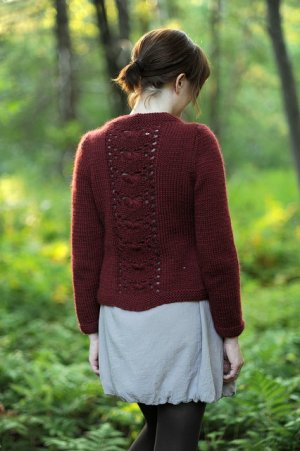 Winged Knits Patterns - Crestview Pattern
