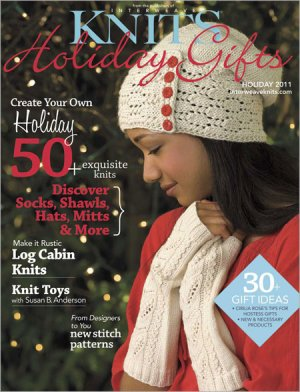 Interweave Knits Magazine - '11 Holiday