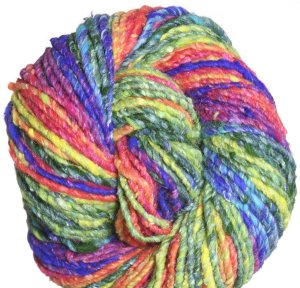 Noro Odori Yarn - 09 Royal Blue, Lime, Orange