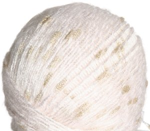 Crystal Palace Moonshine Yarn - 0200 Snow White