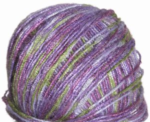 Crystal Palace Moonshine Yarn - 9812 Violets