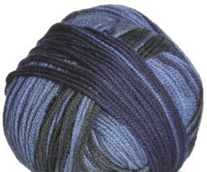 Schachenmayr select Extra Soft Merino Color Yarn - 05285 Marine/Gray