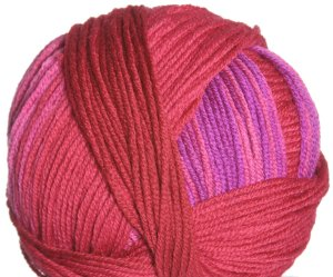 Schachenmayr select Extra Soft Merino Color Yarn - 05286 Red/Pink