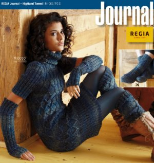Regia Pattern Booklets - Highland Tweed