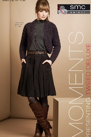 Moments Magazine - 001 Tweed Deluxe