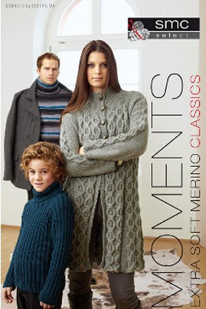 Moments Magazine - 008 Extra Soft Merino Classics