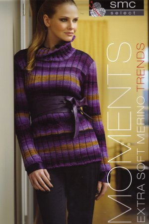 Moments Magazine - 009 Extra Soft Merino Trends