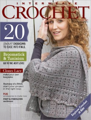 Interweave Crochet Magazine - '11 Fall