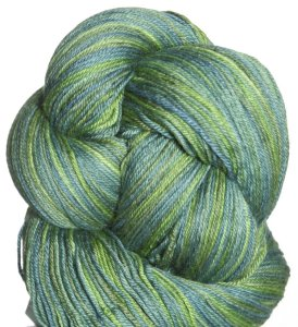Cascade Heritage Silk Paints Yarn - 9770 - Celtic (Discontinued)