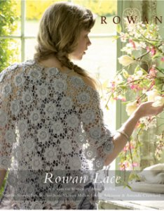 Rowan Pattern Books - Rowan Lace (Discontinued)