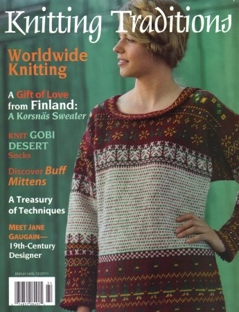 PieceWork Magazine - Knitting Traditions Fall 2011