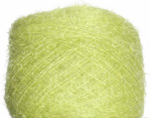 Be Sweet Extra Fine Mohair Yarn - Acid Green (Discontinued)