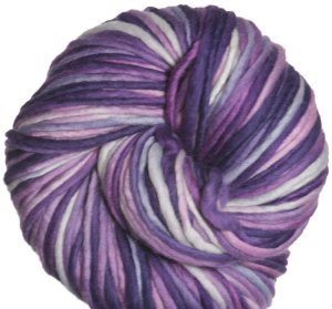 Brown Sheep Burly Spun Yarn - 225 Elderberry Wine
