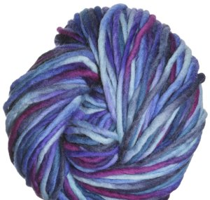 Brown Sheep Burlyspun Hand Paint Yarn - 300 Mountain Majesty