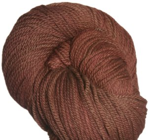 Swans Island Natural Colors Worsted Yarn - Russet (Discontinued)