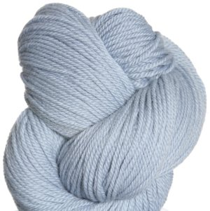 Swans Island Natural Colors Worsted Yarn - Sky Blue