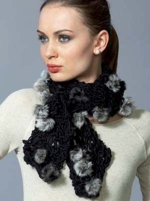 Katia Evita Merino Scarf or Cowl Kit - Scarf and Shawls