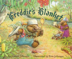 Brown Sheep Books - Freddie's Blanket