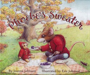Brown Sheep Books - Phoebe's Sweater