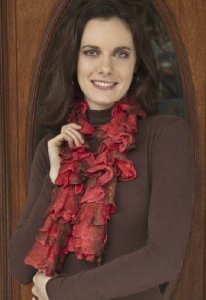 Rozetti Flora Scarf Kit - Scarf and Shawls