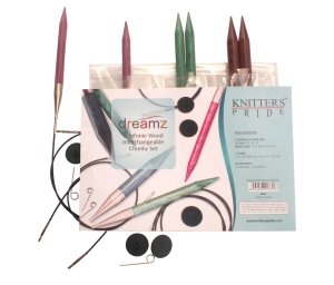 Knitter's Pride Dreamz Interchangeable Chunky Set Needles