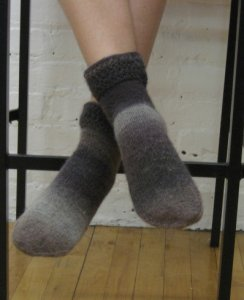 Wisdom Yarns Poems Sock Zig-Zag Socks Kit - Socks
