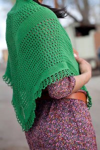 Knitscene Colfax Shawl Kit - Scarf and Shawls