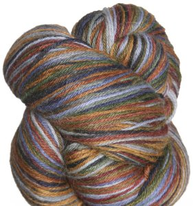 Misti Alpaca Hand Paint Sock Yarn - 20 - Slippery Jake