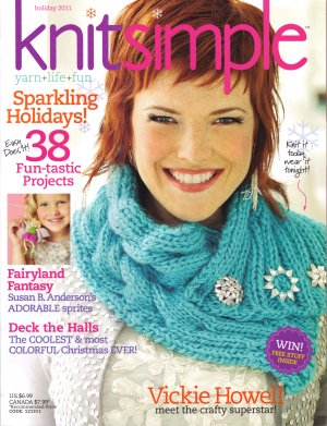 Knit Simple - 2011 Holiday