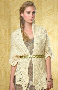 Tahki Stacy Charles Montana Grand Palais Shawl Kit - Scarf and Shawls