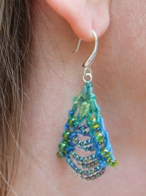 Nelkin Designs Butin Earrings - Luce