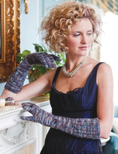 Berroco Boboli Lory Gloves Kit - Hats and Gloves