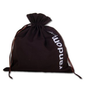 della Q Edict Cotton Pouch (Style 118-2) - Random Project - Brown