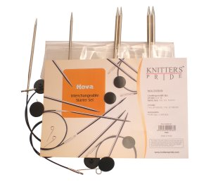 Knitter's Pride Nova Interchangeable Starter Set Needles