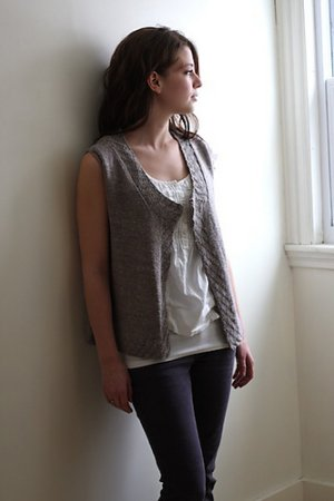 Knitbot Patterns - Sycamore Vest Pattern