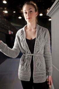 Berroco Flicker Siri Cardigan Kit - Women's Cardigans
