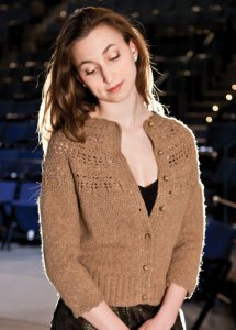 Berroco Flicker Kristanna Cardigan Kit - Women's Cardigans