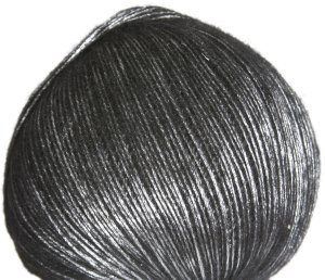 Lana Grossa Lace Lux Yarn - 12 Charcoal