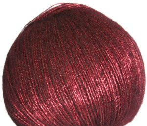 Lana Grossa Lace Lux Yarn - 13 Red