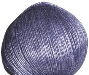 Lana Grossa Lace Lux Yarn - 15 Purple
