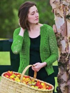 Juniper Moon Findley Three Lace Cardigan Kit - Women's Cardigans
