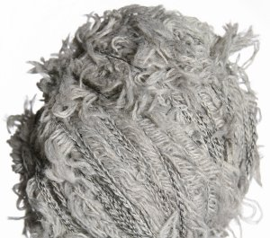 Lana Grossa Pelo Yarn - 05 Light Grey
