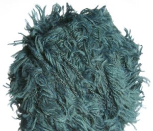Lana Grossa Pelo Yarn - 08 Teal Blue